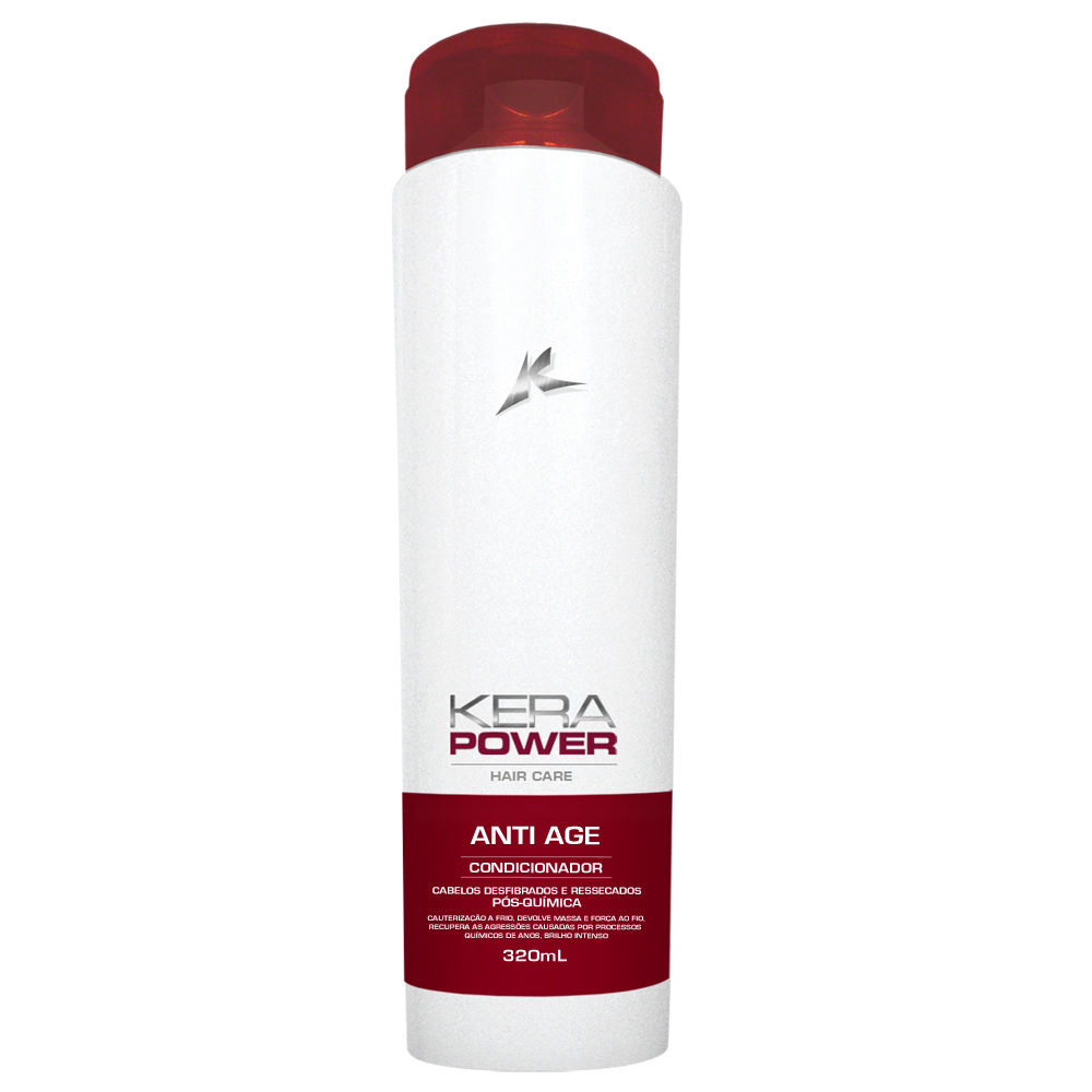 CONDICIONADOR ANTI AGE KERAPOWER 320 ML